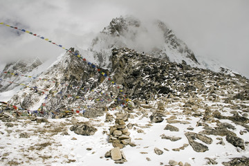 kala patthar - nepal