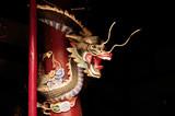 china, yangtze river: pagoda poster