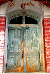 hotel doors