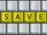 keyboard (save) poster