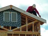 roofer, roofing poster
