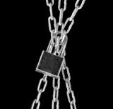 bound chains poster