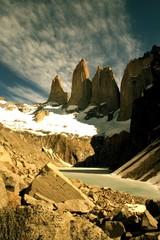 national park torres del paine