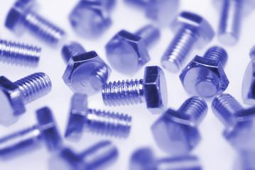 texture of screws
