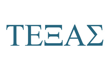 texas in greek