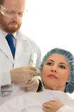 botox injection poster