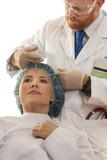 botox treatment poster