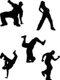 hiphop dancer