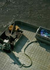 bateau d'ostréiculteur