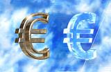 euro symbol poster