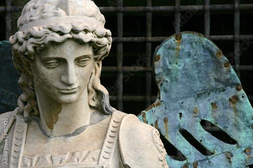 statue of archangel michael - 457920