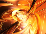 golden plasma poster