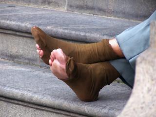 homeless legs