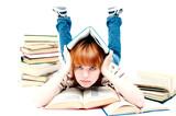 student girl poster