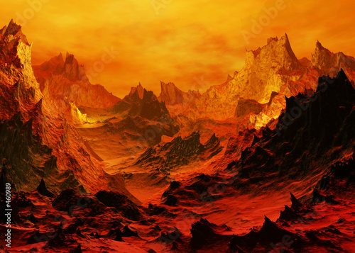 volcano aftermath - 460989