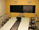 video conference room poster