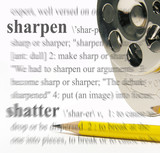 sharpen theme