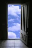 doorway to heaven poster