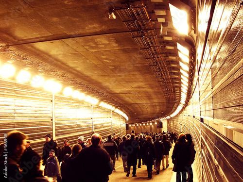 tiergartentunnel-eröffnung - 466949