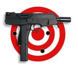 real gun poster