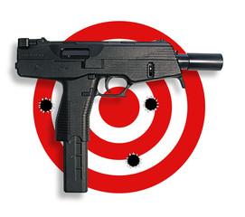 real gun