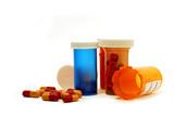 pills drugs white poster