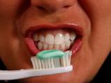 brushing teeth 2 poster