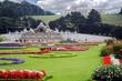 vienna schrobrunn garden