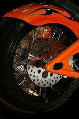 chopper rear wheel