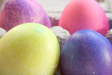 four easter eggs poster