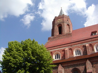 kirche in beeskow