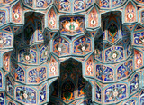 islamic mosaic-3 poster