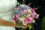 wedding boquet poster