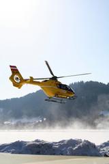 rettungshelicopter