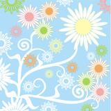 summer background poster