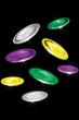 sparkling coins