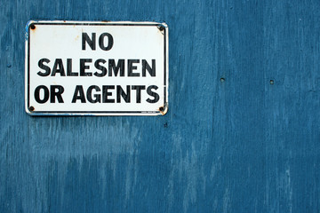 no salesmen 2