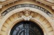 france, paris: banque de france
