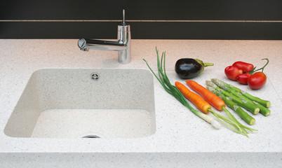 wash vegetables!