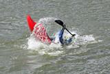 kayak roll 2 poster