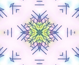 native american pattern background poster