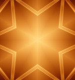 star pattern background poster