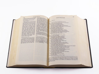 german bible - psalms