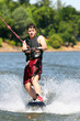 young wakeboarder