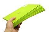 green envelopes poster