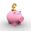 british piggy bank