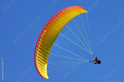 Canvas Luchtsport parapente