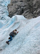 a little ice climber