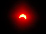 solar eclipse 3 poster