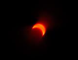 solar eclipse 4 poster